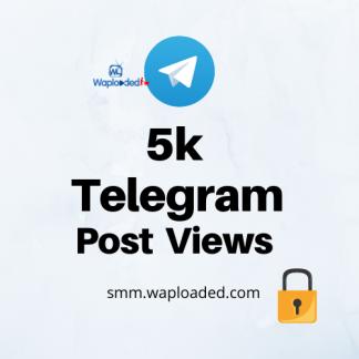 5k TG Views